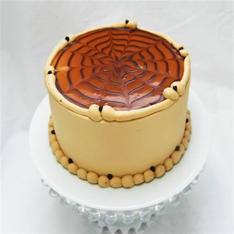 Coffee Caramel Cake Delivery In Gurugram