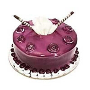 Blueberry Special Cake