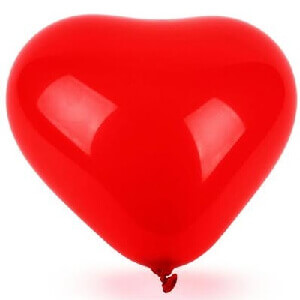 Heart Shape Baloon