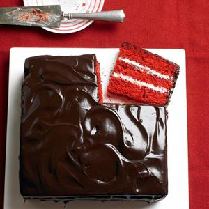 Redvelvet Chocolate Cake