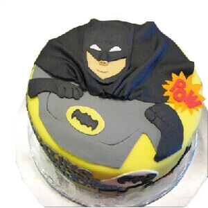 Batman Lover Cake